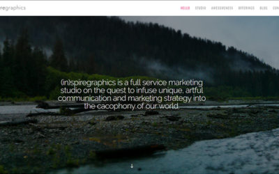 Get to know our shiny new website