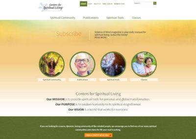 Centers for Spiritual Living