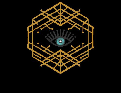 rock n roll shaman logo
