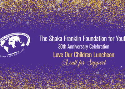 The Shaka Franklin Foundation for Youth