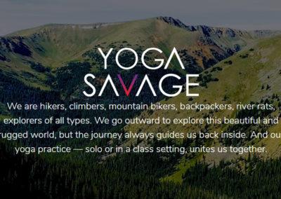 Yoga Savage