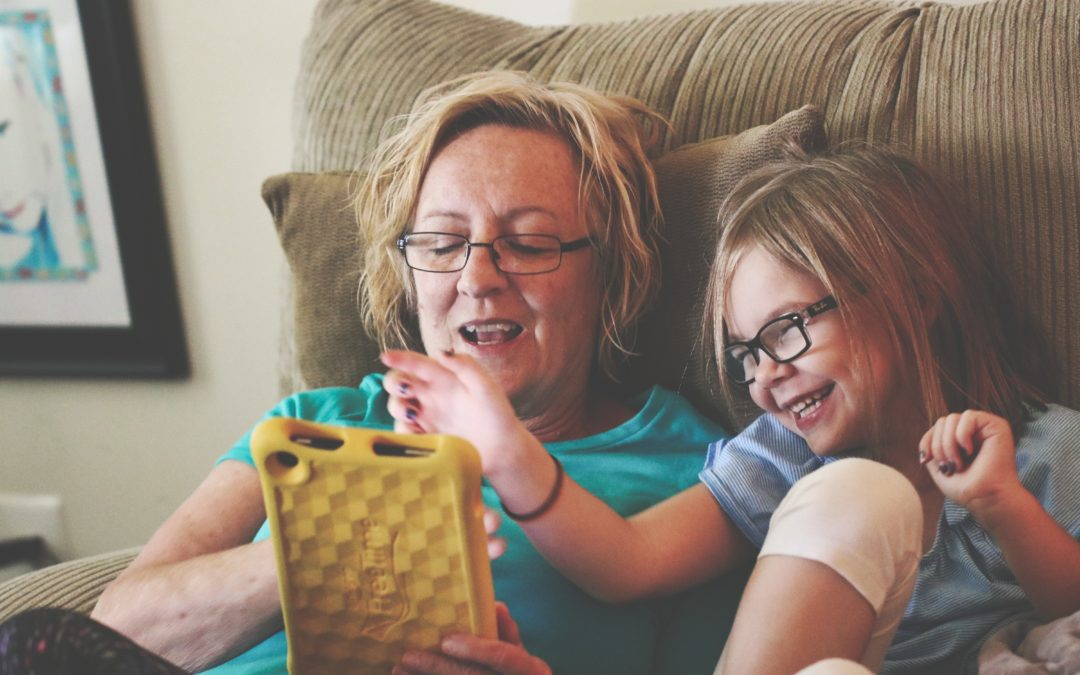 """This may be the time to harness the power of social media as a family"" by Washington Post"